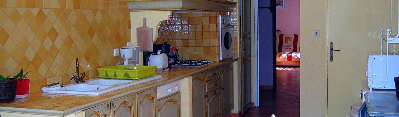 cuisine gîte olivier