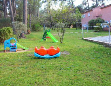 jeux enfants villa provence